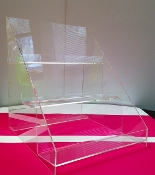 3-Tier Acrylic Counter Display